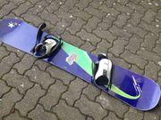 Snowboard Niedecker gebraucht guter Zustand