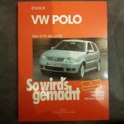VW Polo Pflegen Warten Reparieren