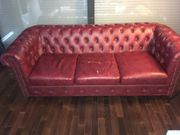Chesterfield Sofa rot