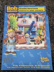 Kinderbesteck Bob der Baumeister gefertigt