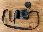 Sony Cyber-shot DSC-H300 Superzoom-Kamera super