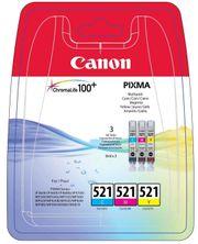 Canon Tinte CLI-521 Multipack Tintenpatrone