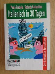 Buch Vintage - Italienisch in 30