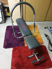 Bauchmuskel Trainer AB King pro