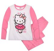 Hello Kitty Pyjama 2teilig NEU
