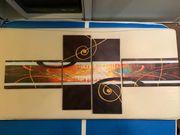 Triptychon-Bild 4-teilig