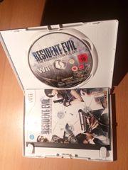 Wii Resident Evil