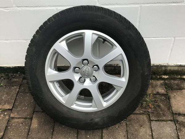 Winterreifen Audi Q5
