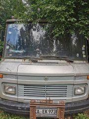 Daimler wohnmobil oldtimer Bastler