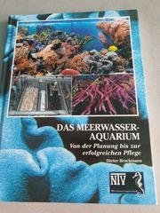 Buch Das Meerwasser Aquarium