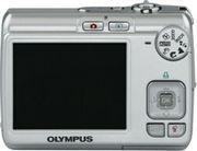 Olympus FE-210 7 1-Megapixel-Digitalkamera 3fach-