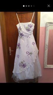 Kleid Standesamt gr 36 38
