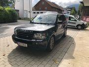 Sehr gepflegter Range Rover Sport