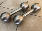 2x Gewichts Handeln 6 65Kg