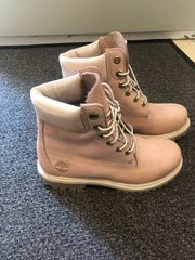 Timberland Boots rosa Größe 35