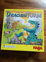 Spiel Drachenturm Firma Haba