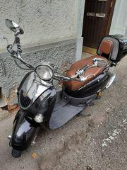 Motorroller Rex Palermo 50 ccm