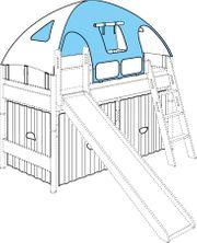 Paidi Fleximo Spielbett Hochbett 125
