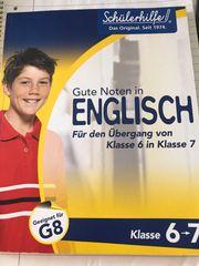 Schülerhilfe Englisch Klasse 6- 7