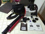 Canon 1300D Objektiv EF-S 18-55