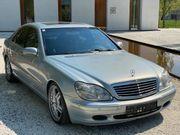 Mercedes S 320 Benziner