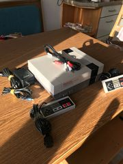 NES Nintendo Entertainment System inkl