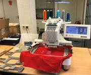 Stickmaschine BROTHER PR-620 mit USB