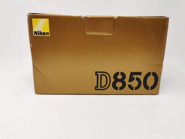 Nikon D850 dslr 45 7MP
