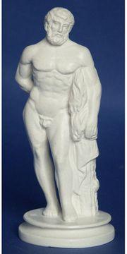 Statuette des Herakles aus der