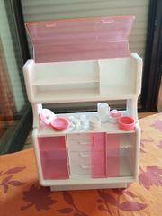 Barbie Kuchenbuffet - Mattel 1978 Rarität