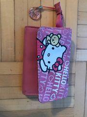 Hello Kitty Portmonee für Scheine
