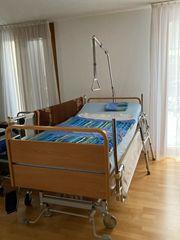 Pflegebett