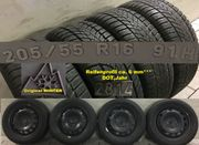 WinterReifen 205 55 R16 91H