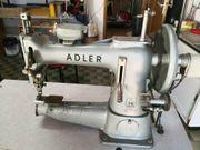 Adler Nähmaschine 105 - 8 Freiarm