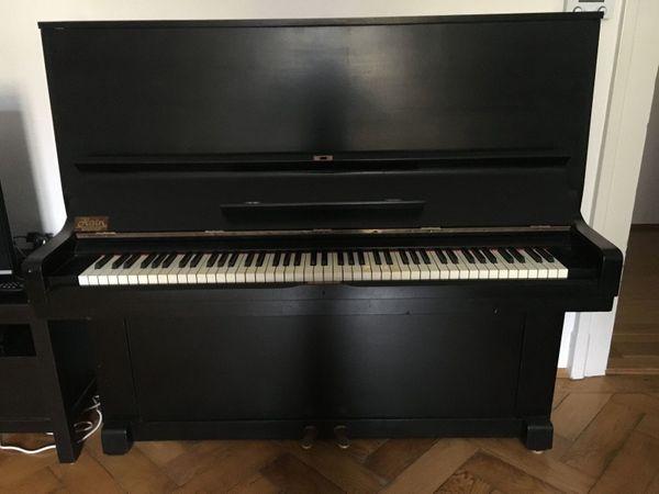 Klavier - Gründerzeit - von Münchens ältestem