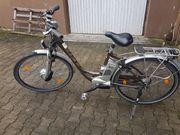 E bike Rixe City bike