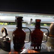 2 Altenmünster Bierkrüge 2 Liter