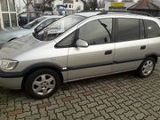Opel Zafira 7-Sitzer