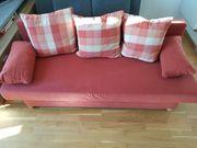 Couch Sitz Schlaf-Couch mit Bettkasten