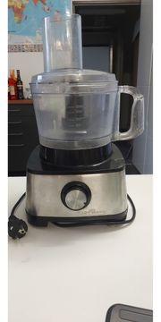 ProfiCook Küchenmaschine 1200 W Silber