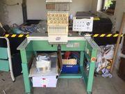 Tajima Industrie Stickmaschine 15 Nadeln
