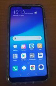 Huawei P20 Lite mit Hülle