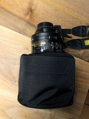 Nikon 200 mm f2 VR