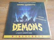 Demons Laserdisc US Version Special