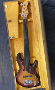 Fender Jazz Bass VI Steve