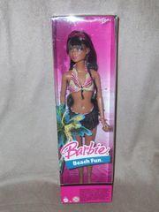 Barbie Beach Fun Puppe Lea