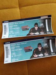 Zwei Tickets Markus Krebs in