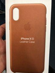 Apple Iphone X XS leather