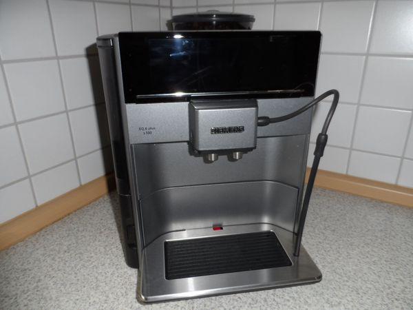 Kaffee- Automat Siemens EQ 6