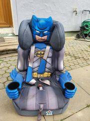 Batman Kindersitz